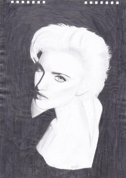 Madonna par Keira